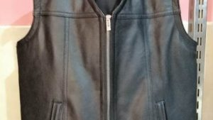 Men's Genuine Leather Vest  ( from Turkey )