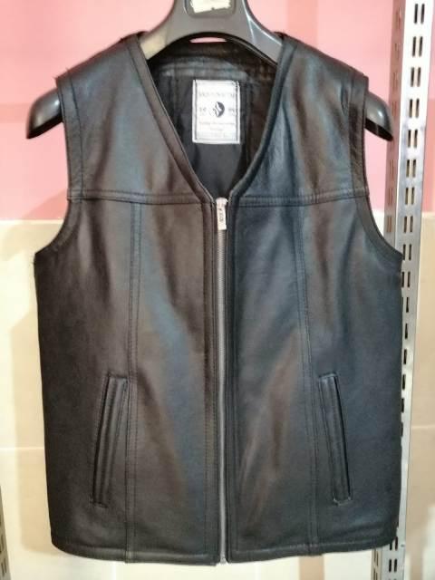 Men's Genuine Leather Vest ( from Turkey )